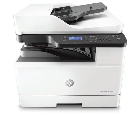 HP Лазерен принтер